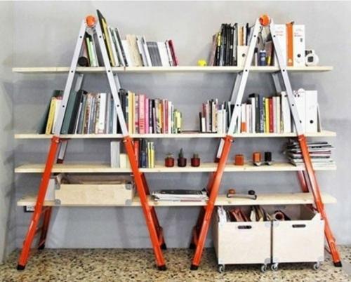 Bücherregale Kreative Ideen Für Ihr Zuhause