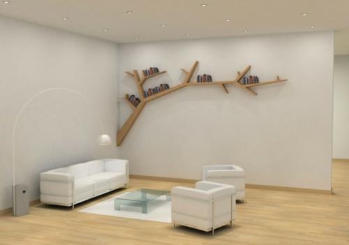 Regal selber bauen kreativ  Bücherregale - kreative Ideen für Ihr Zuhause