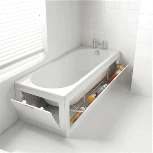 Badeinrichtung Mit Extra Stauraum - 45 Stilvolle Ideen Für Sie Stauraum Badezimmer