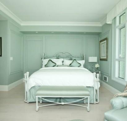 Das interieur mit farben bedecken   farbtöne und farbwirkung