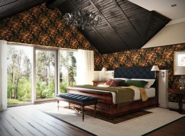 50 coole betten im kolonialstil f r ein gem tliches. Black Bedroom Furniture Sets. Home Design Ideas