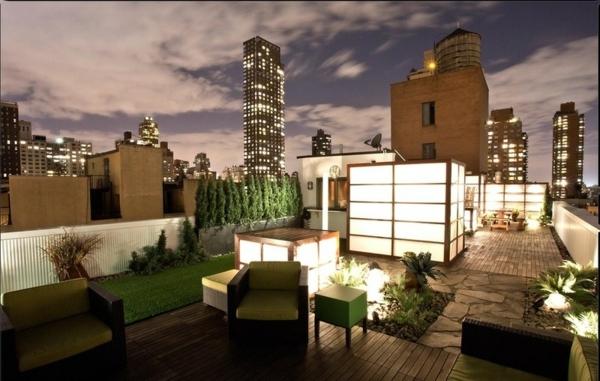 Dachbegrünung - 6 Mythische Vorstellungen über Die Grünen Dächer Pflanzen Fur Dachbegrunung Dachgarten