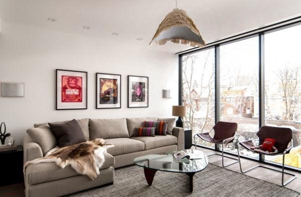 designer tolle stühle und noguchi tisch