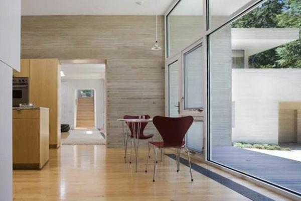 designklassiker elegante stühle in violett
