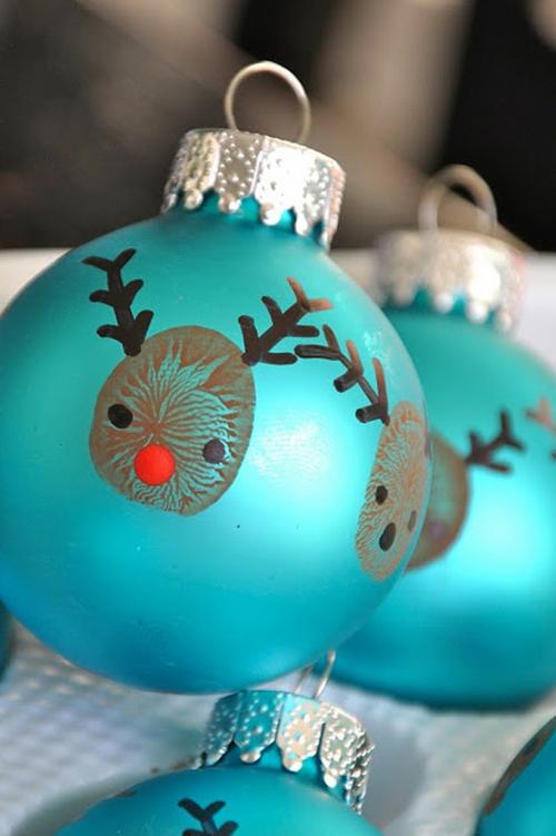 diy weihnachten ornamente dekoration tannenbaum