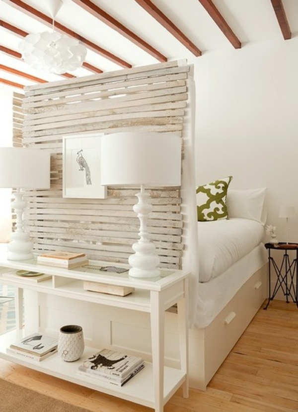 einzimmerwohnung - kunstvolle harmonie in einem brookliner apartment - Einzimmerwohnung Wohnideen