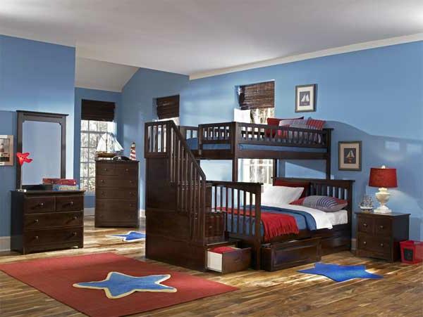 etagenbett 30 funktionelle ideen wie sie mehr platz. Black Bedroom Furniture Sets. Home Design Ideas