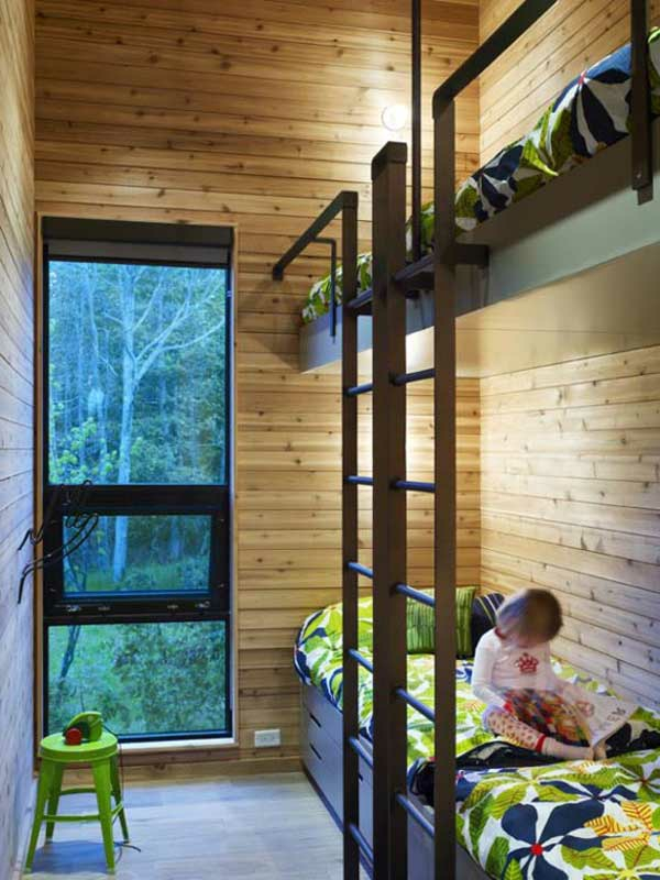 sparen sie platz mit etagenbett 30 funktionelle ideen f r das. Black Bedroom Furniture Sets. Home Design Ideas
