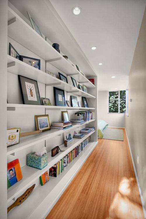 gestaltung langer flur verschiedene ideen f r die raumgestaltung inspiration. Black Bedroom Furniture Sets. Home Design Ideas