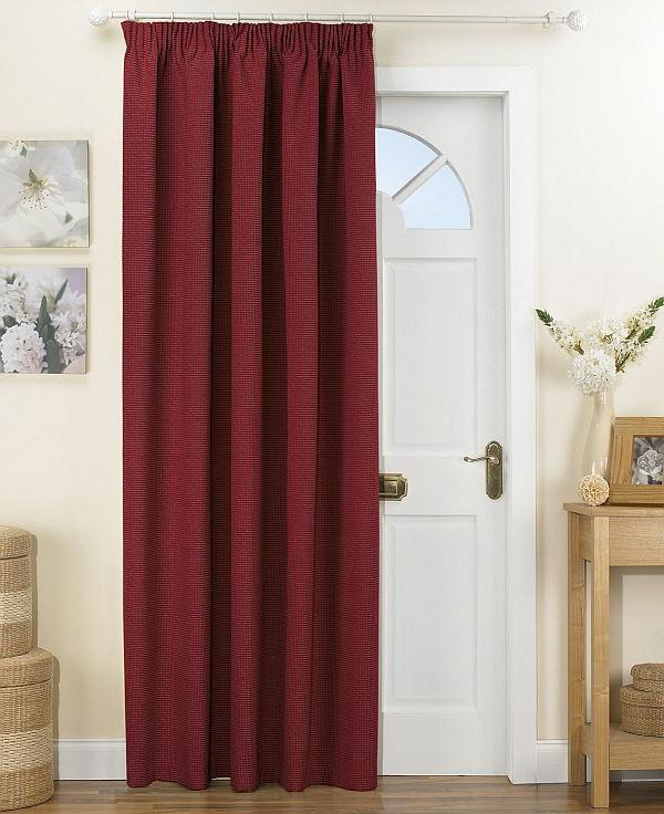 gardinen und vorh nge auf vier unterschiedlichen weisen arrangieren. Black Bedroom Furniture Sets. Home Design Ideas