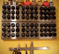 Gewürzaufbewahrung gewürzaufbewahrung mit stil 20 geschmackvolle ideen für mehr ordnung