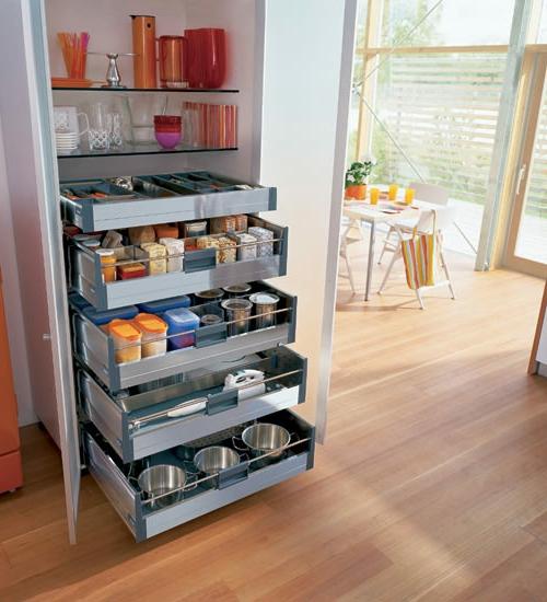 Küchenideen - 27 schicke Beispiele für die effiziente Gestaltung | {Küche ideen 14}