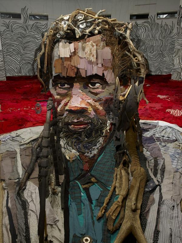 kunst aus alltagsgegenständen porträt