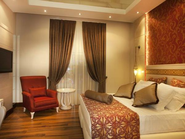 luxus schlafzimmer 12 einzigartige beleuchtungsideen. Black Bedroom Furniture Sets. Home Design Ideas