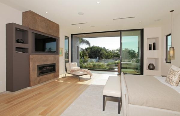 fernseher design kamin. Black Bedroom Furniture Sets. Home Design Ideas