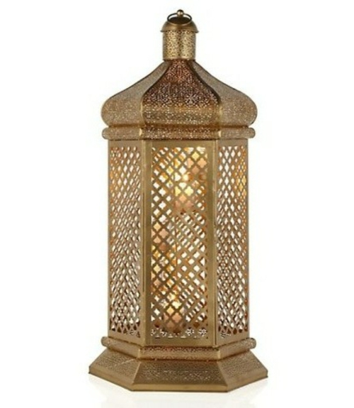 marokkanische muster orientalische laterne
