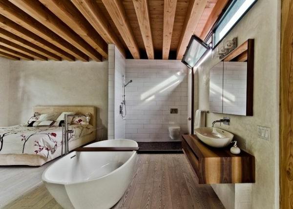 Schlafzimmer Mit Badezimmer ~ Beste Ideen Für Moderne Innenarchitektur,  Schlafzimmer