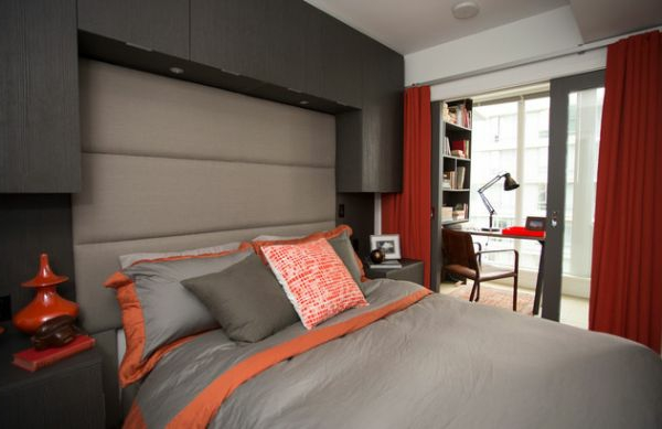 Modernes jugendzimmer gestalten einrichten 60 wohnideen for Jugendzimmer gardinen