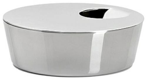 papierkorb weiß glanzvoll interessant büro ganz kompakt