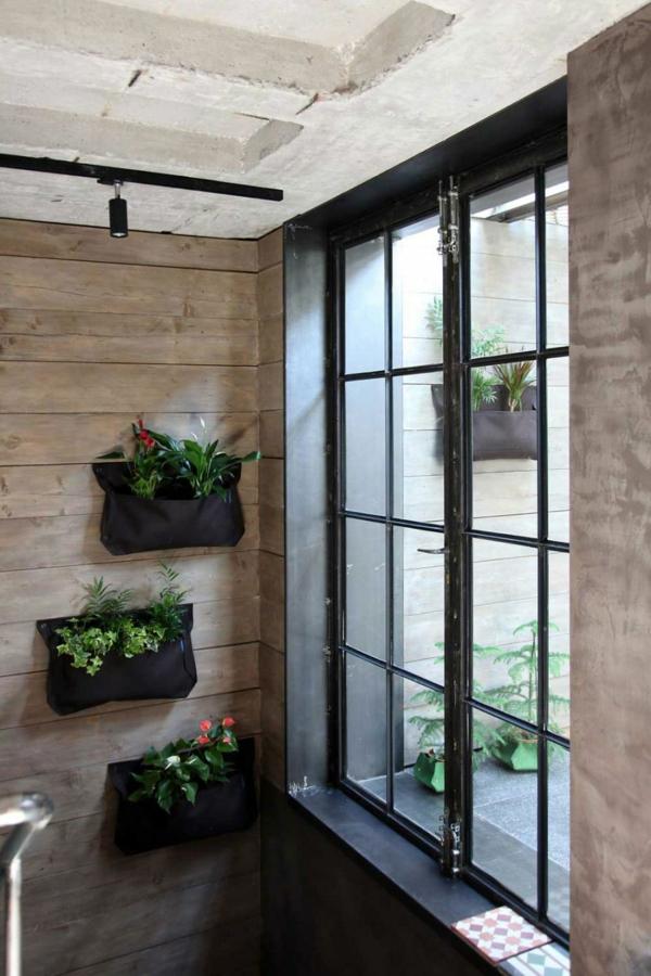 Fenster Loft schickes loft und design studio in einem kombiniert