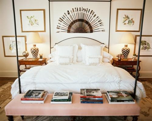 Schlafzimmer gestalten 30 romantische einrichtungsideen for Romantisch schlafzimmer