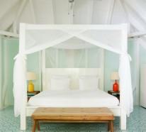 Ein romantisches Schlafzimmer gestalten