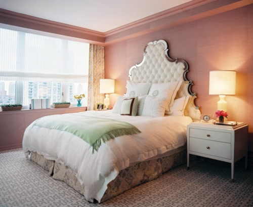 exquisit rosa schlafzimmer gestalten gedanke - Rosa Schlafzimmer Gestalten