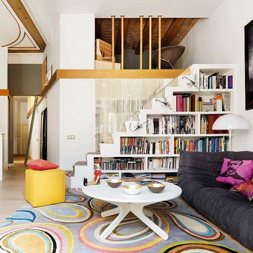 Stauraum Wohnzimmer Eigenschaften : Stauraum ideen im wohnzimmer pfiffige einrichtungen