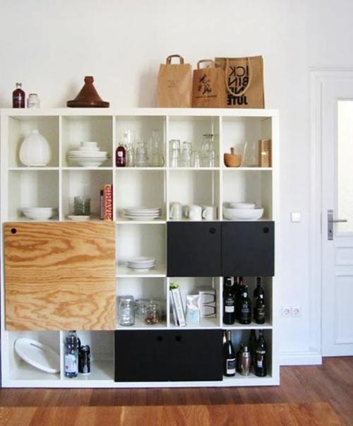 Stauraum Ideen Im Wohnzimmer U2013 30 Pfiffige Einrichtungen ...
