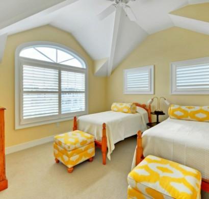 wandfarben ideen tr umen sie farbig mit diesen 8 nuancen des gelben. Black Bedroom Furniture Sets. Home Design Ideas