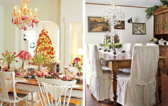 Weihnachtliche tischdeko   25 weihnachtsideen zum nachmachen