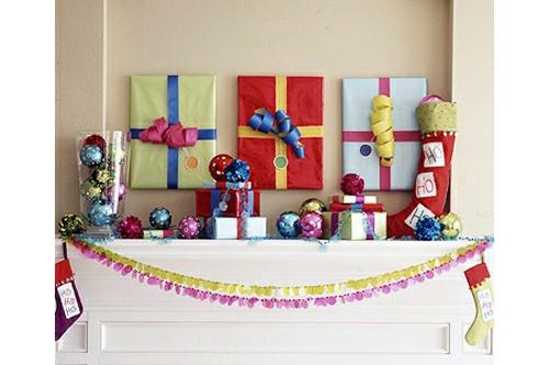 weihnachtsbasteln festliche geschenke kommode