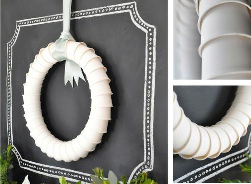 weihnachtsbasteln 23 gro artige dekoideen zum selbermachen. Black Bedroom Furniture Sets. Home Design Ideas