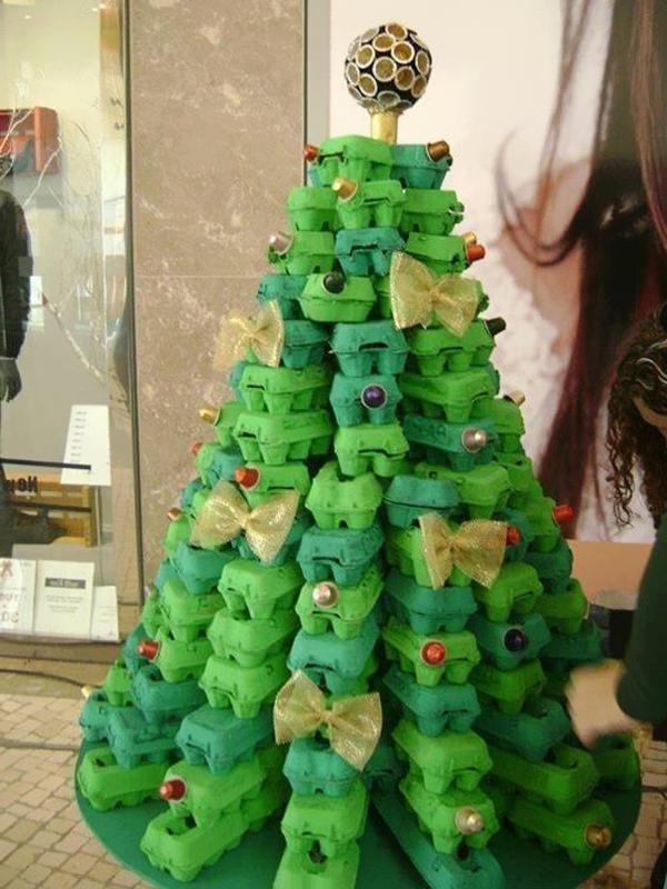 Weihnachtsdeko fur baum basteln