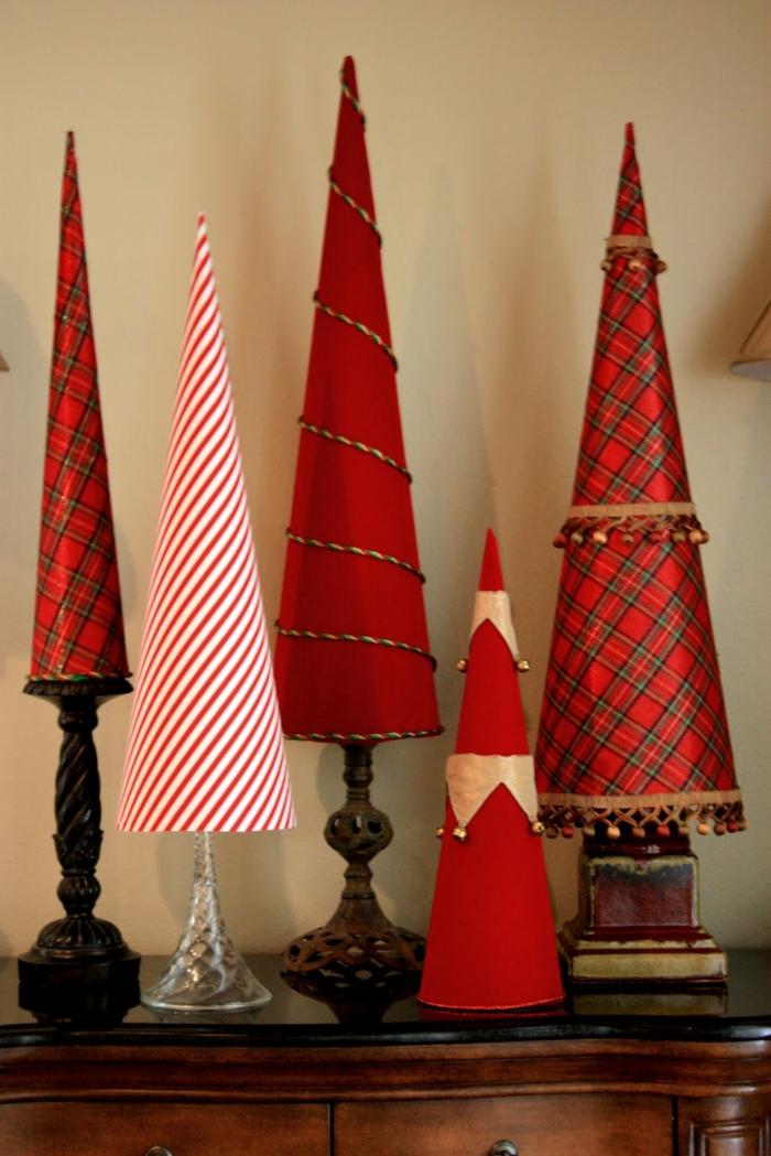 weihnachtsdekoration weihnachtsschmuck weihnachtsdeko kerzenhalter als weihnachtsbäume