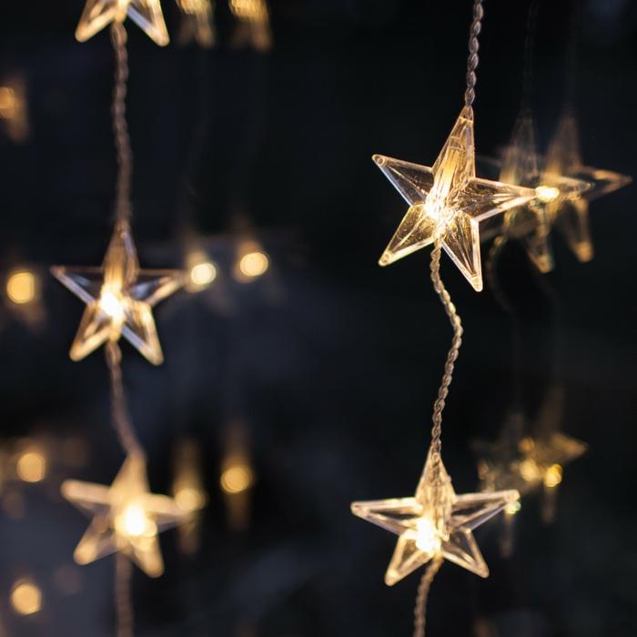 weihnachtsdekoration weihnachtsschmuck weihnachtsdeko leiter als weihnachtsbaum lichterkette