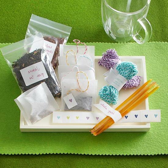 weihnachtsgeschenke basteln 34 praktische und pfiffige. Black Bedroom Furniture Sets. Home Design Ideas