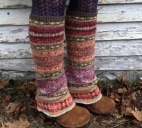 Wintermode selbst gemacht – 10 schicke DIY Winterartikel für Sie