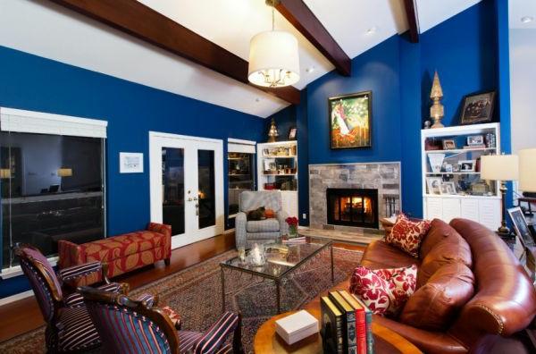 Luxus Wohnzimmer Einrichten - 70 Moderne Einrichtungsideen Einrichtungsideen Wohnzimmer Mit Balken