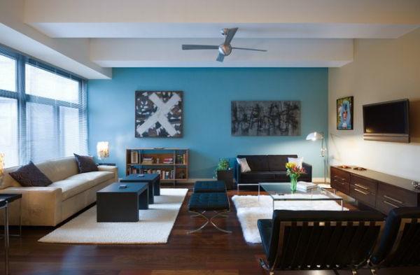 wohnzimmer stühle stil gemütlich raum
