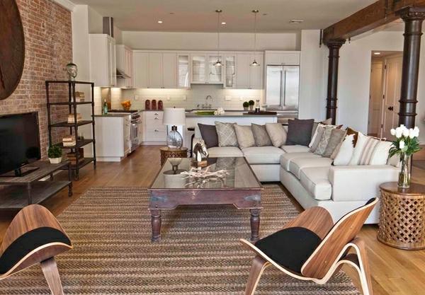 stylische wohnzimmer ~ verschiedenes interessantes design für ein ... - Stylisches Wohnzimmer