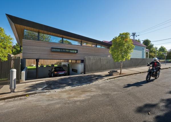 zaun garten hausanbau baum fenster fassade architektur