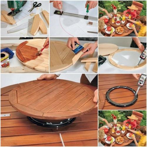 Bastelideen und Bastelmaterialien für Sie holz tisch
