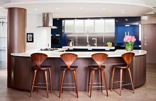 56 trendy Barhocker und Küchenhocker, die Ihre moderne Küche vollenden