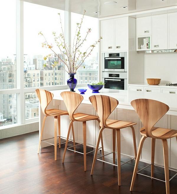 56 trendy barhocker und küchenhocker, die ihre moderne küche vollenden - Hocker Für Küche