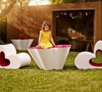 Coole Kindermöbel Für Ihren Garten Von Agatha Ruiz De La Prada