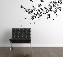 Coole Wandtattoos Erfrischen Ihre Wohnung