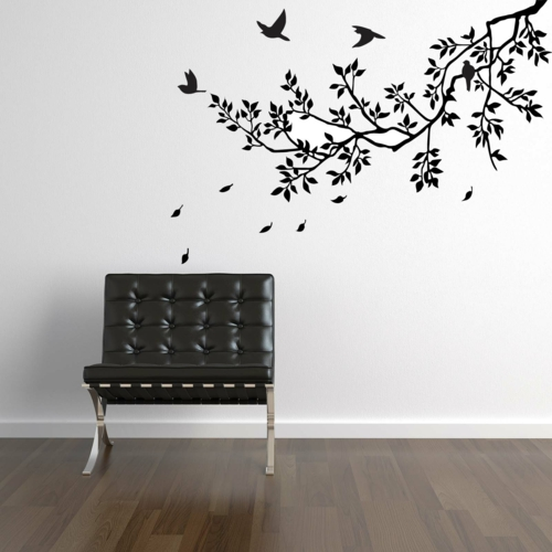 20 coole wandtattoos jugendzimmer bilder wandtattoo cooles jugendzimmer wandtattoo. Black Bedroom Furniture Sets. Home Design Ideas