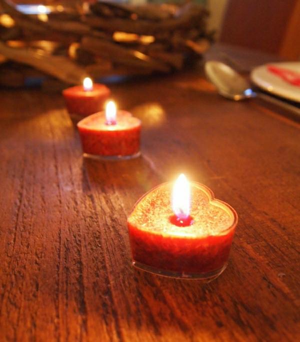 Coole Weihnachtsdeko und Weihnachtsbeleuchtung duftkerzen