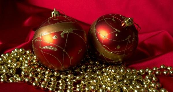 Coole Weihnachtsdeko und Weihnachtsbeleuchtung kugel
